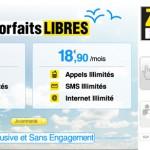 Zero Forfait moins cher que Free Mobile !
